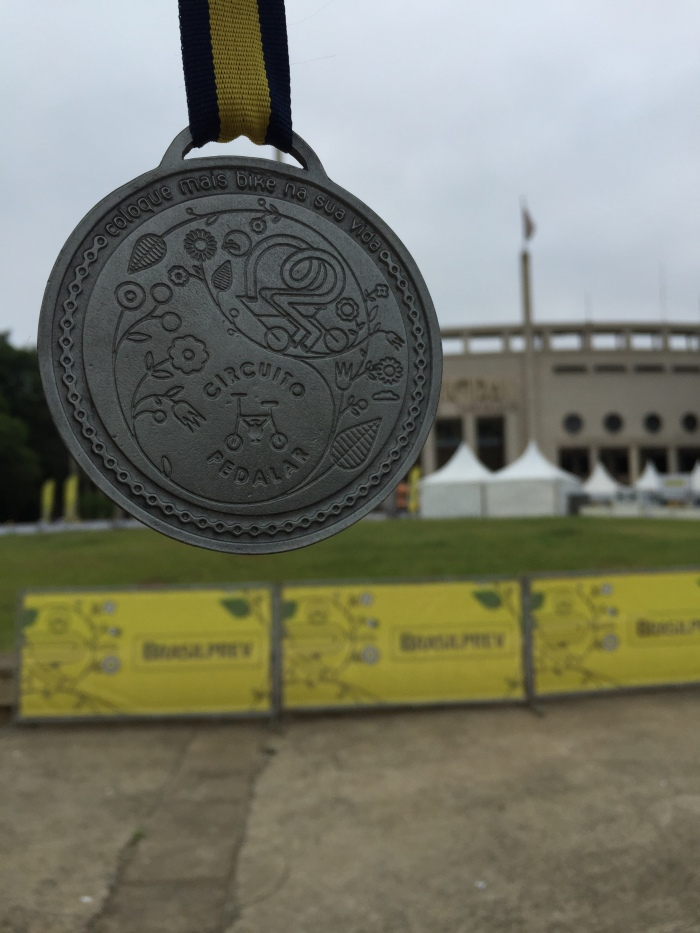Medalhinha! :)