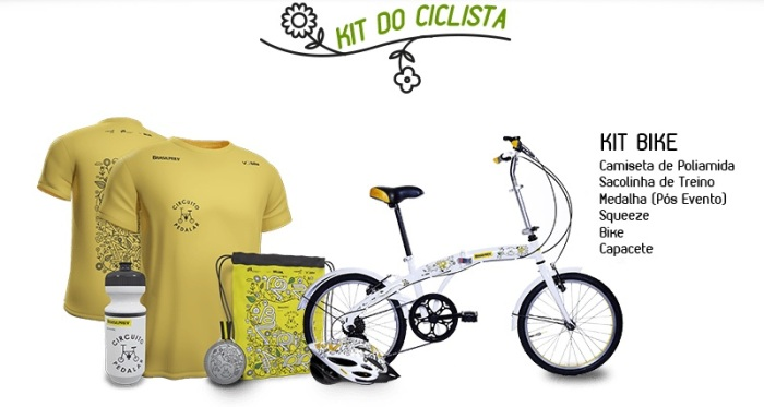 Kit Bike completinho!